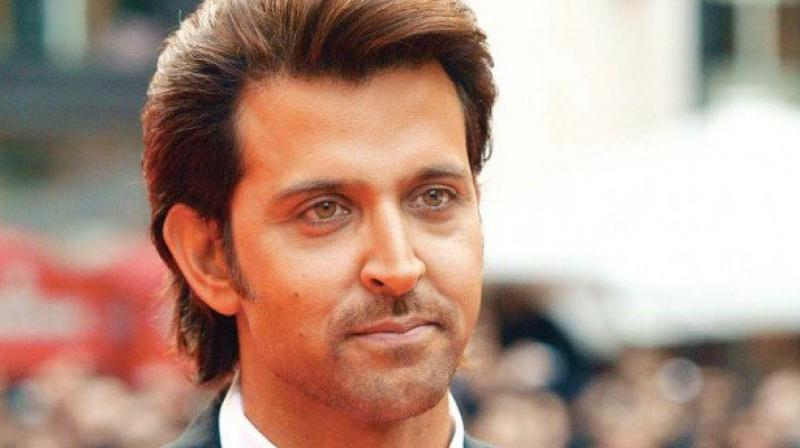 Not Chris Evans or Robert Pattinson, most handsome man in the world is Hrithik Roshan