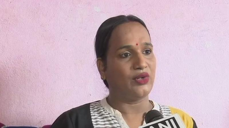 Meghna has appealed to more members of the transgender community to look at driving as a viable career option to become self-reliant. (Photo: ANI/Twitter)