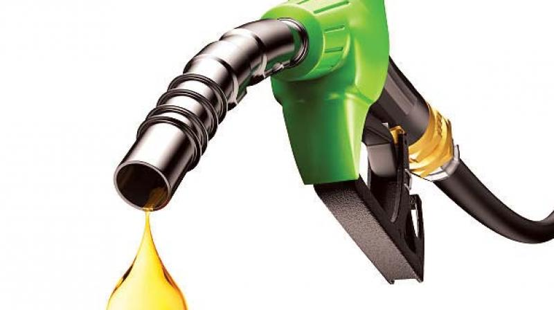 Diesel prices on Tuesday Kolkata, Mumbai and Chennai were Rs 62.96, Rs 65.65, Rs 67.05 and Rs 66.39, respectively.