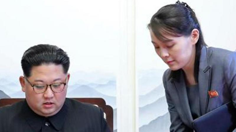 Purged no more: North Korean official appears at show