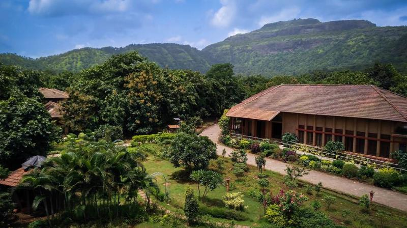 The village, at Wada taluka, is located 108 kms north of Mumbai at the foothills of the Sahyadri mountains. (Photo: Facebook/ Govardhan Eco village)