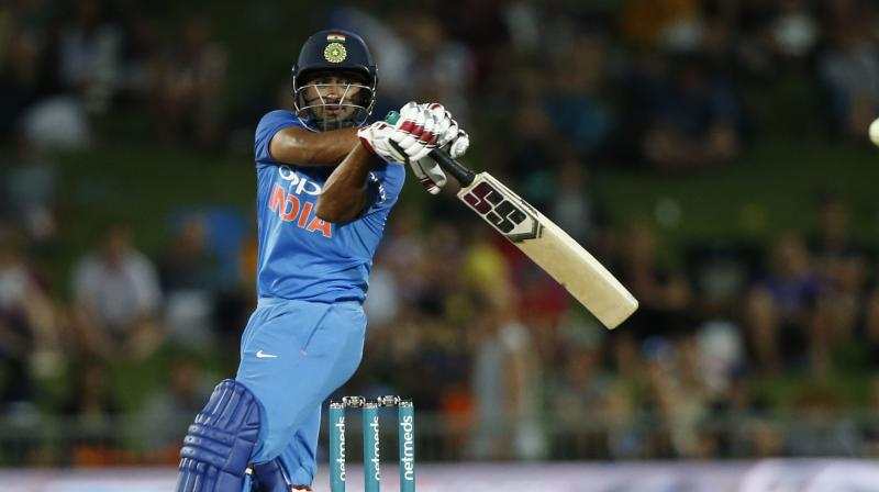 Rayudu took to Twitter to take a dig at his omission from the squad of 15 on Tuesday. (Photo: AP)