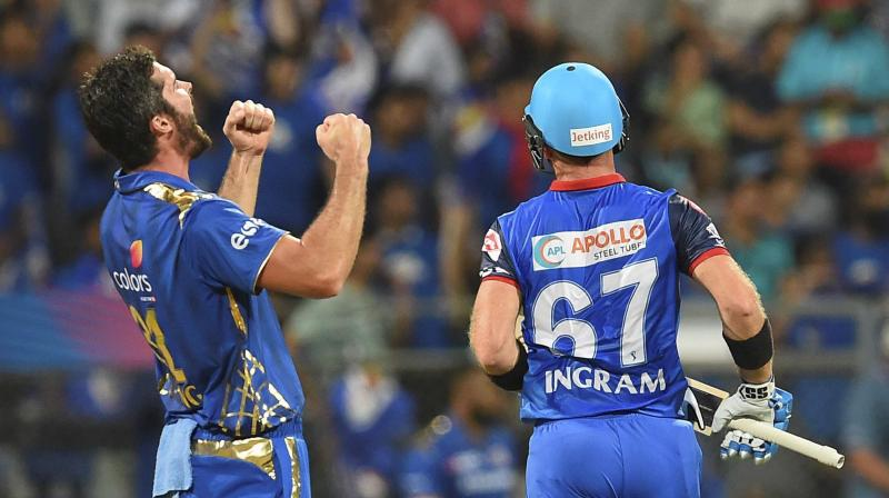 Mumbai Indians had lost to the Delhi-based franchise by 37 runs in their opening match of the season. (Photo: PTI)