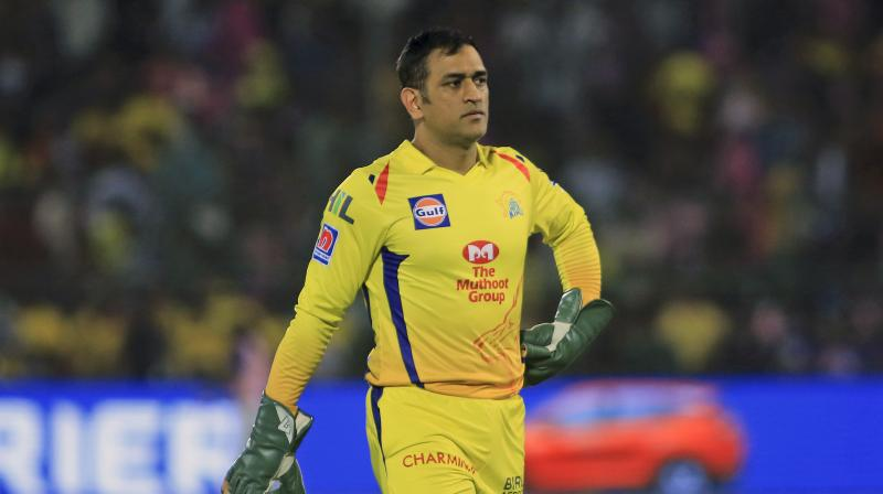 This is only the fourth time Dhoni is not playing for Chennai Super Kings in the cash-rich league. (Photo: AP)