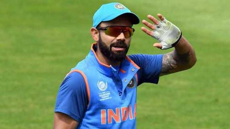 Virat Kohli had earlier this year said that he did not want to endorse brands just for the sake of money.(Photo: AFP)