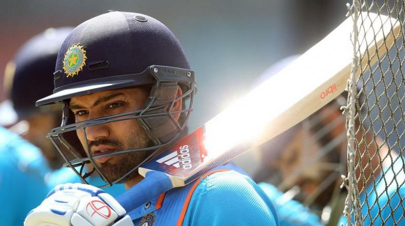 Rohit Sharma said that cricketers these days are used to tight schedules.(Photo: AP)