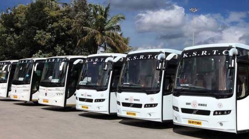 Many Takers For Ksrtc Volvo Bus Service To Sabarimala