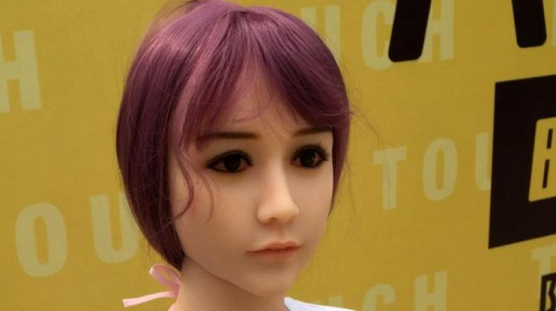 The only bad incident was when a customer broke the most popular doll (Photo: AFP)