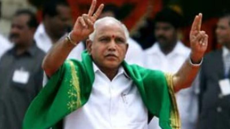 Hours after B S Yeddyurappa assumed office as chief minister, several IAS and IPS officers were transferred. (Photo: File)