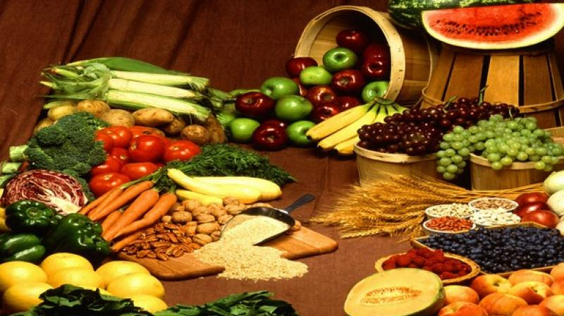 Consumption of fruit and vegetables in their 'unmodified' state is more strongly associated with better mental health compared to cooked/canned fruit and vegetables. (Photo: ANI)