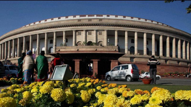 Rajya Sabha secretariat official tests positive for coronavirus