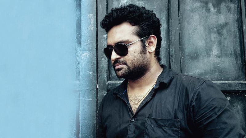 Music director Rahul Subrahmanian