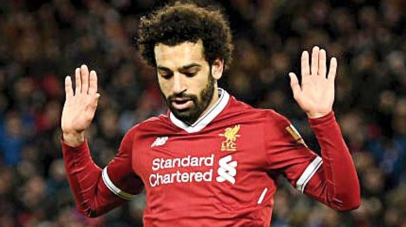 Salah also said Liverpool had learnt their lessons from last year's disappointment and that the team was better off for the experience. (Photo: File)