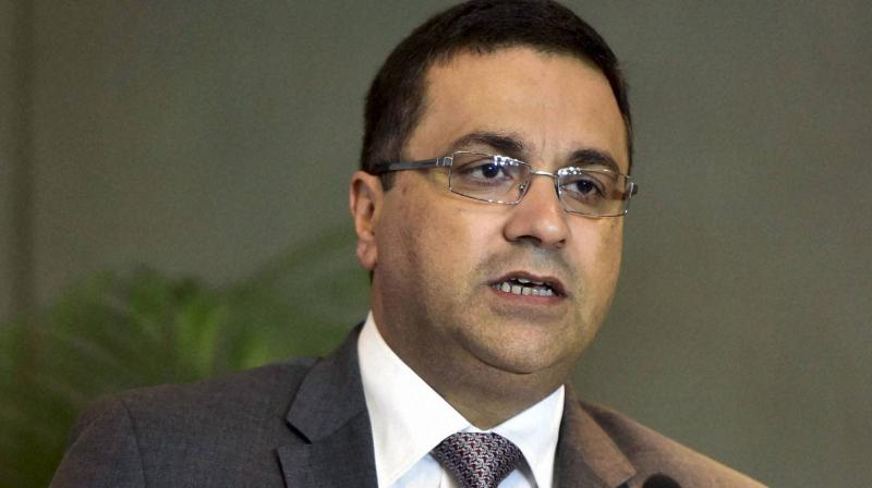 The CoA on Thursday formed a three-member panel to probe the allegation of sexual harassment against BCCI CEO Rahul Johri but chairman Vinod Rai stood in the way of his sacking which was demanded by his fellow COA member among others. (Photo: PTI)
