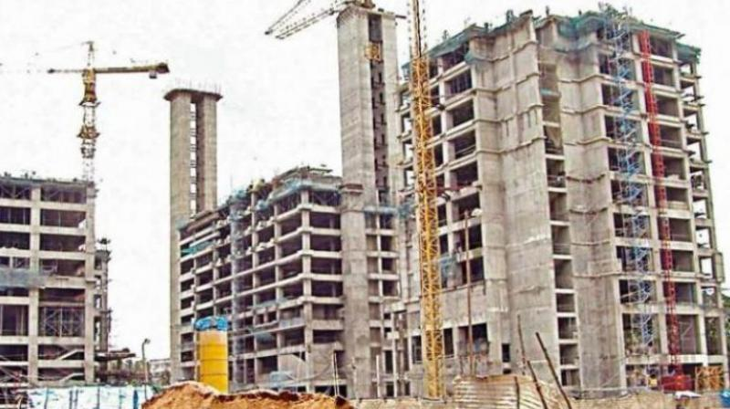 Sales rose maximum in Noida by 69 per cent during January-March 2018 to 7,933 units compared with the year-ago period.