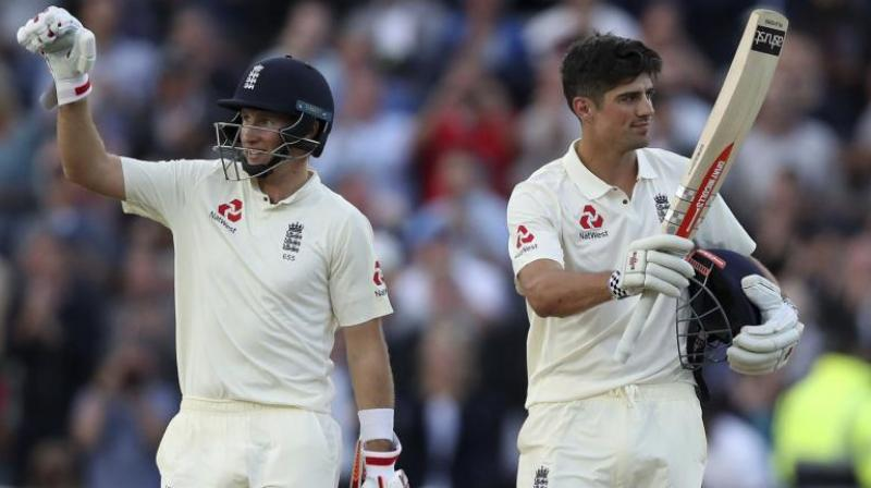 "The England captain said Cook does not want too much fuss about his retirement day but if ever there was a time for it, ""it's now"". (Photo: AP)"