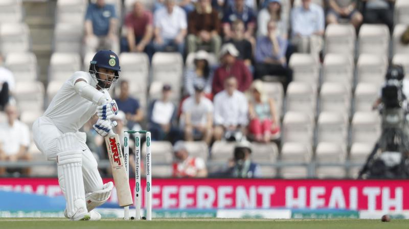 Poor form of Dhawan along with his opening partners K L Rahul and Murali Vijay have been a cause of concern for India during the Test series as they haven't fired at all in the four Tests played so far. (Photo: AP)