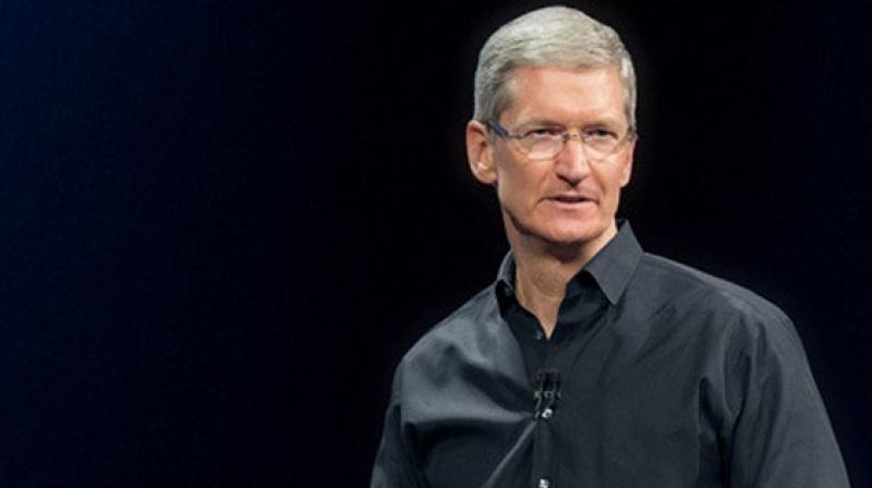 Amid Facebook data mishandling crisis, Apple's Tim Cook calls for more regulations