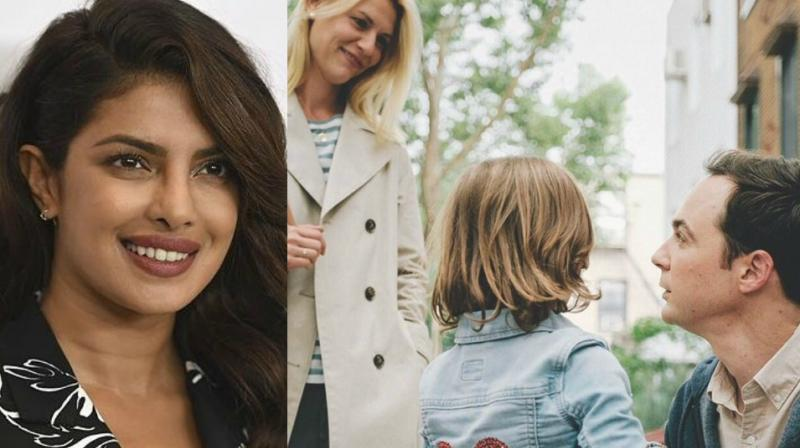 Priyanka Chopra shared this still from 'A Kid Like Jake' while tweeting about the news.