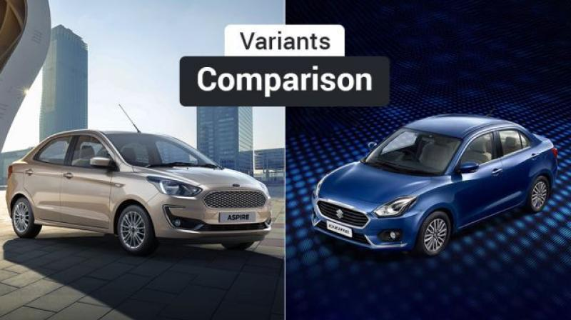 We will be comparing respective variants priced the closest for a fair comparison. Let's see which one offers better value for your money.