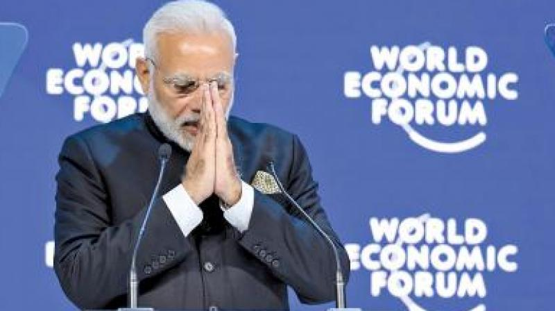 Besides bilateral engagements, Prime Minister Modi is scheduled to address members of the Indian community at the Dubai Opera House. (Photo: File)