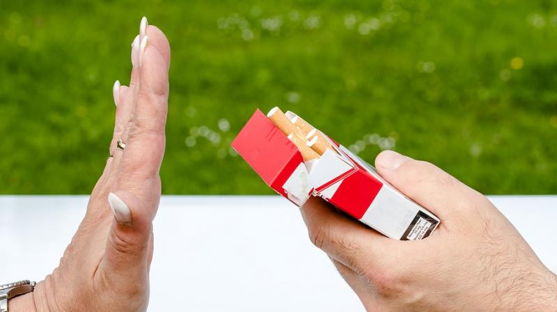 Lung cancer risk drops within 5 years of quitting smoking. (Photo: Pixabay)