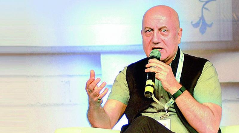 'Today, the future of India will shine even brighter on this festival of democracy. Jai Ho,' Kher tweeted. (Photo: File)
