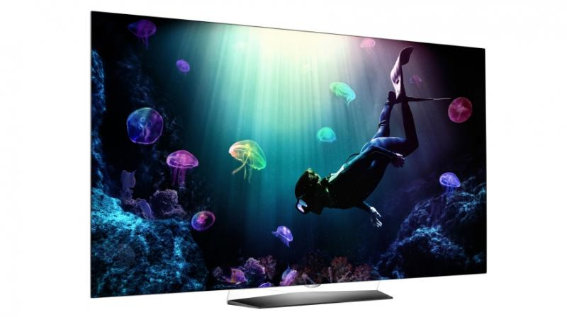 Besides, the company will soon launch its new 88-inch 8K OLED TV, which is expected to launch at CES 2018.