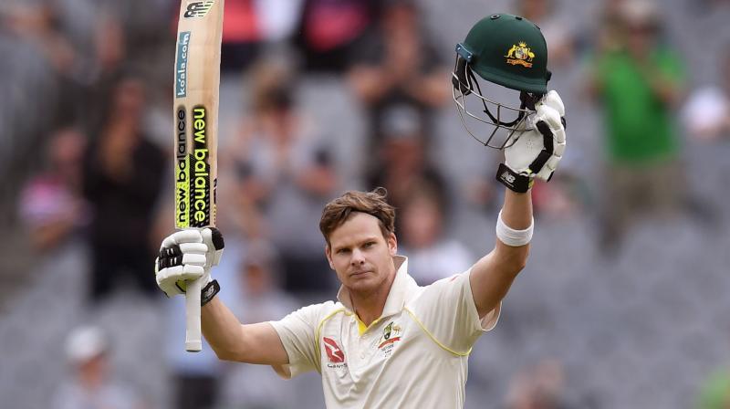 Australia captain Smith wins second Allan Border medal