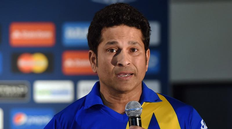 Congress leader Rajiv Shukla had yesterday said the issue of low attendance of Tendulkar and Rekha was being raised because they are celebrities. (Photo: AFP)