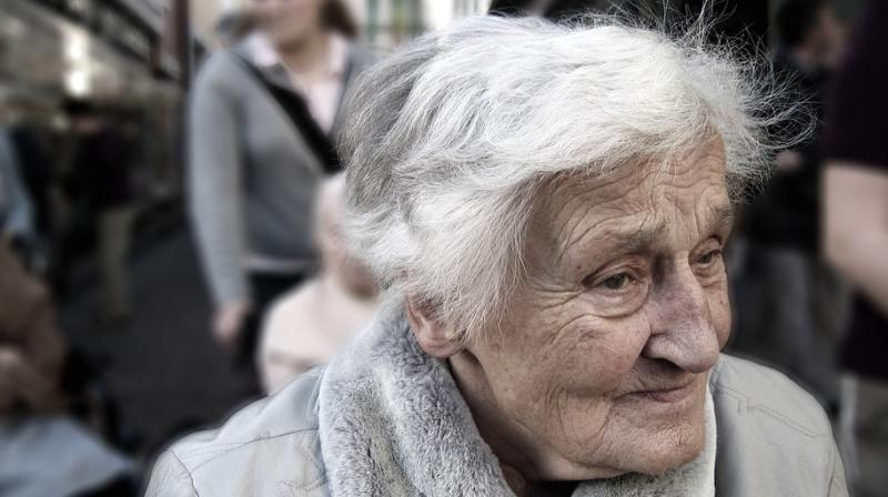 Elderly people prone to malnutrition. (Photo: Pixabay)