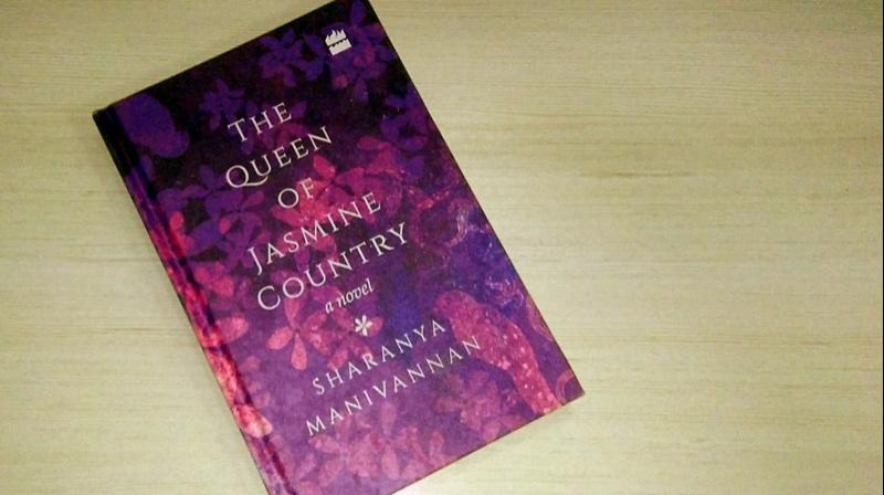 Sharanya Manivannan in her debut novel weaves in a classic, often mystic, occasionally brooding and introspective story of a 9th century girl