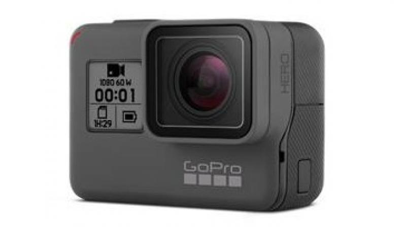 GoPro HERO 10MP camera priced at Rs 18,990.