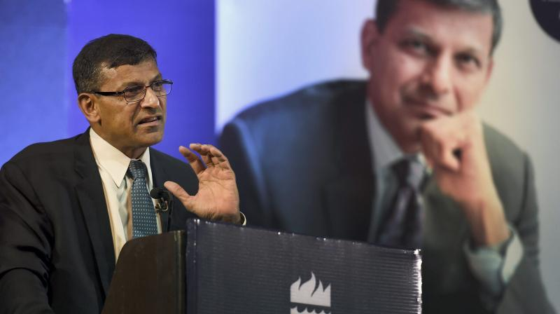 Former Reserve Bank of India chief Raghuram Rajan. (Photo: PTI)