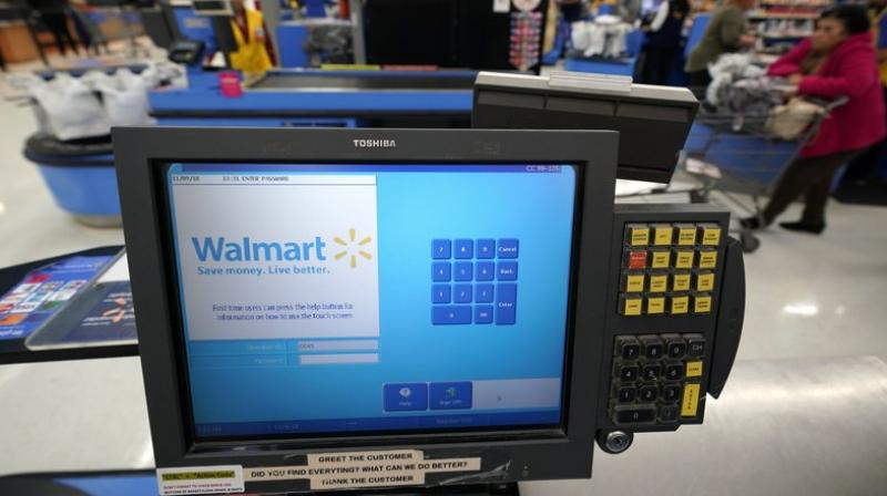 Polymorph's technology platform will enable Walmart advertisers to quickly select audience segments based on shopping behavior. (Photo: AP)