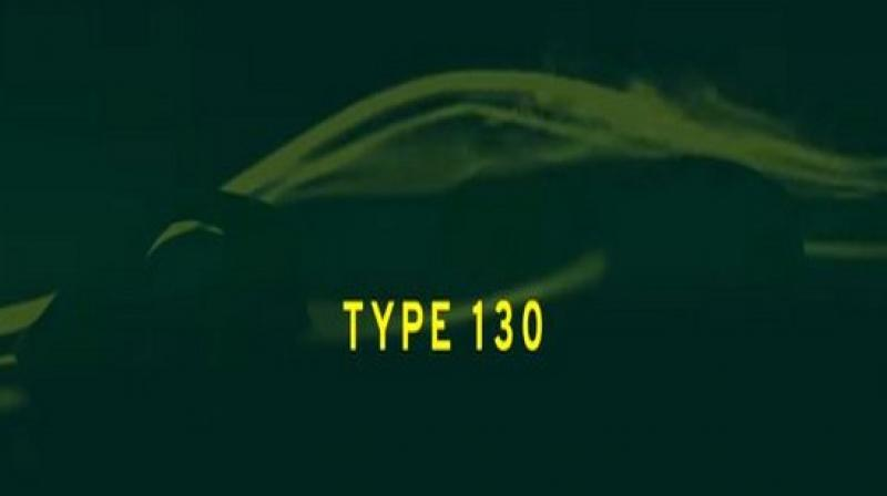 Type 130 is Lotus' all-new product in more than a decade. (photo: ANI)