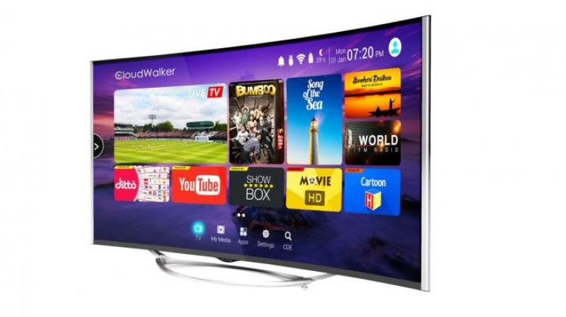 Low internet speed and poor connectivity across the country is bringing down the smart TVs experience for Indians, according to a top official of OTT enabler Apalya.