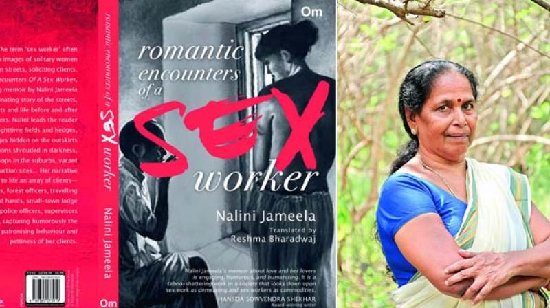Book: Romantic Encounters of a Sex Worker and Author: Nalini Jameela