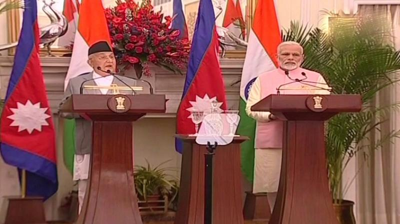India wants to see peaceful and prosperous Nepal: Indian Prez