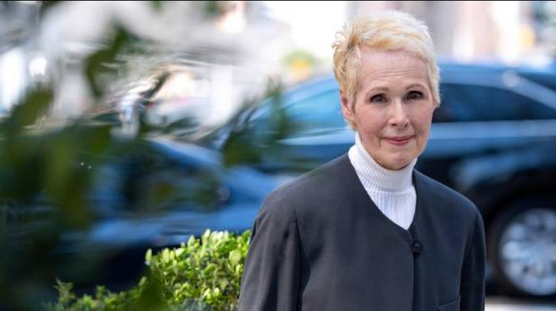 "E Jean Carroll, a longtime Elle magazine advice columnist, said in a complaint filed in a New York state court in Manhattan that Trump lied about attacking her, and ""smeared her integrity, honesty, and dignity"" by concocting a ""swarm of related lies"" to explain why she would make the incident up. (Photo: File)"