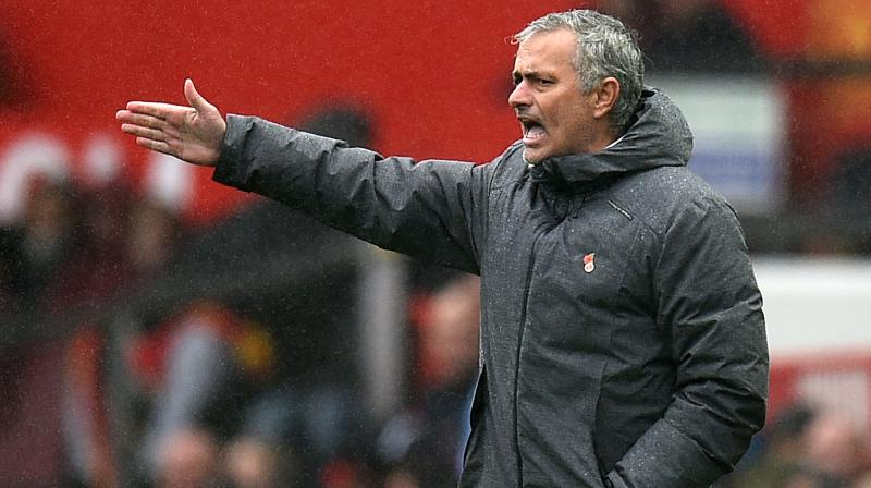 Mourinho's time at Real between 2010-2013 -- which brought a league title and a Spanish Cup but saw them largely play second fiddle to Barcelona -- ended as it did at United and Chelsea, with bad results and discord in the dressing room. (Photo: AFP)