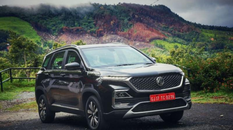 Engine options include a 2.0-litre diesel and a 1.5-litre petrol, the latter of which is also available with a 48V mild-hybrid system.