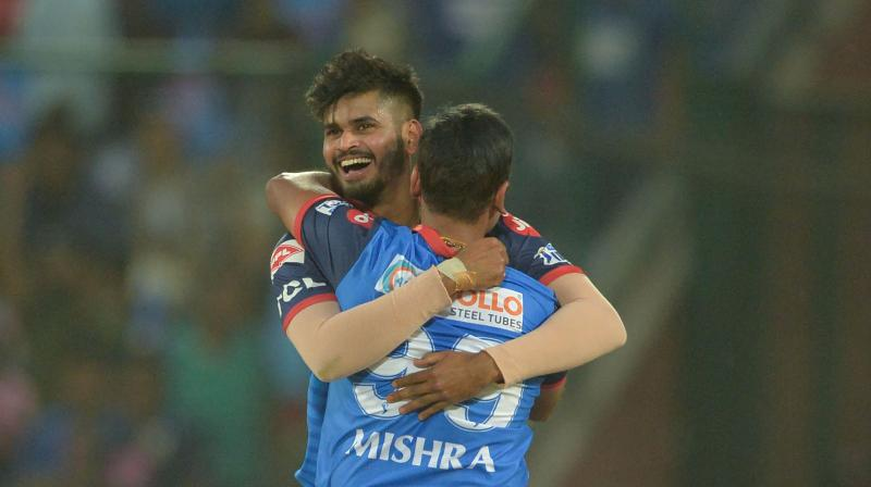 Delhi have IPL's youngest skipper in Iyer, who was just 23 when he was appointed, but his relatively youthful side have been guided by Ponting and former India captain Sourav Ganguly. (Photo: AFP)