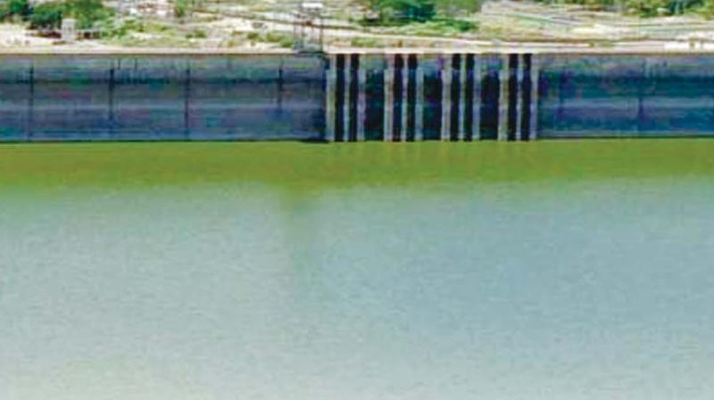 Further, the Tunga-bhadra reservoir which is also filled with water from upstream inflows will cover the needs of Anantapur, Kadapa and Kurnool districts through HLMC and LLC canals.