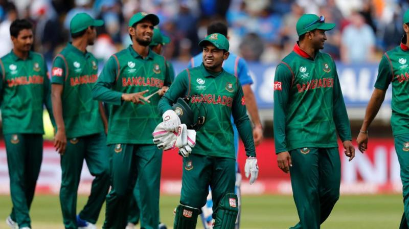 Supporters were jubilant after a tri-nation series win against Ireland and West Indies on the weekend handed Bangladesh its first ever multi-team tournament trophy. (Photo: AFP)