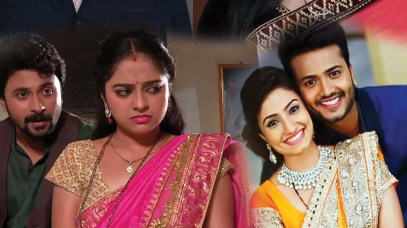 Furthermore, it is the siblings who are taking the spotlight in Kannada television at present.