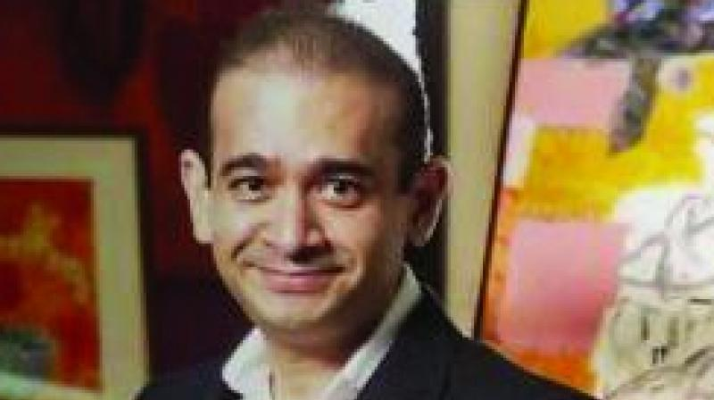 Nirav Modi remanded to custody by UK court until October 17