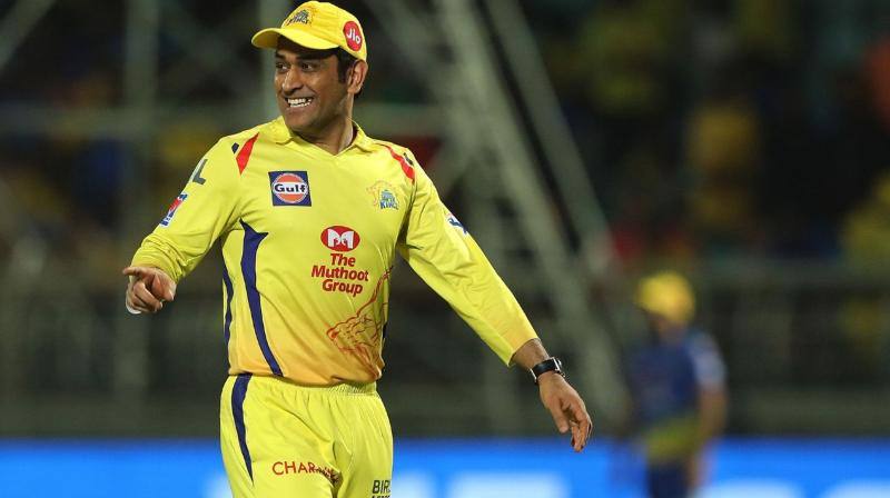 Dhoni also lauded the entire CSK team for producing a clinical performance when it mattered. (Photo: BCCI)