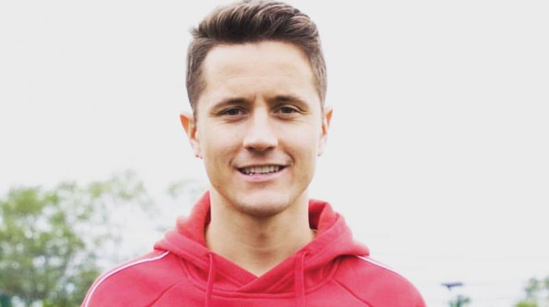Herrera had joined United in 2014 and with him, the team has won the FA Cup, EFL Club, and Europa League during his time at the club. (Photo: Ander Herrera/Twitter)