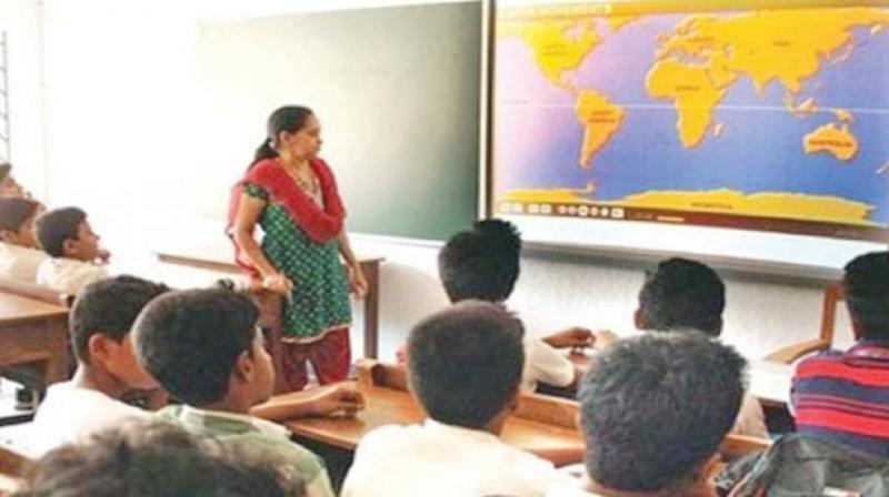 The government had released GO No 11 dated April 4, 2018 to increase the remuneration of part-time lecturers working in 11 universities in the state at Rs 475 per hour to Rs 700 per hour.   (Representational Image)